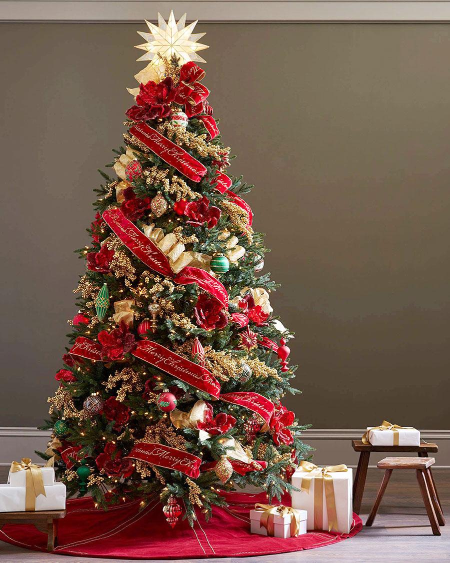 Christmas Tree Decorating Ideas   Christmas Cheer Tree
