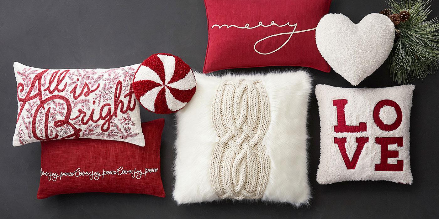 Whimsical Farmhouse Pillows