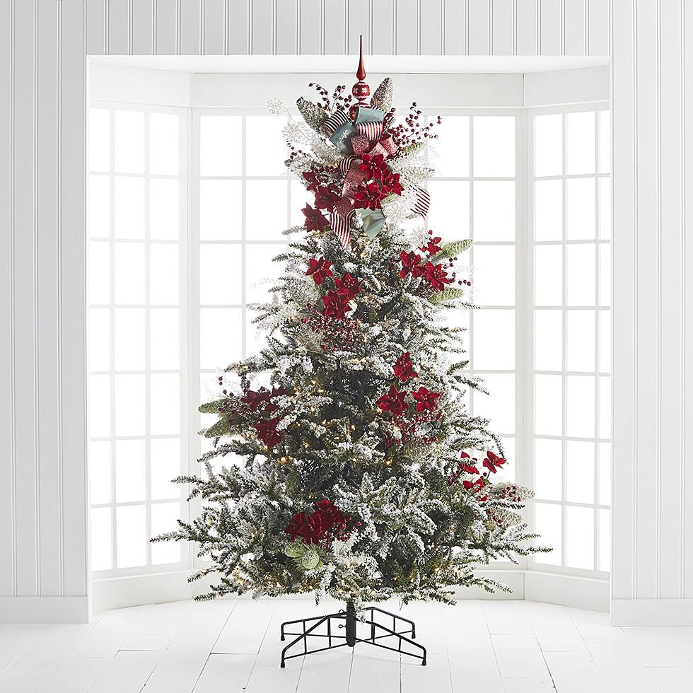 How to Decorate a Christmas Tree   Step 4