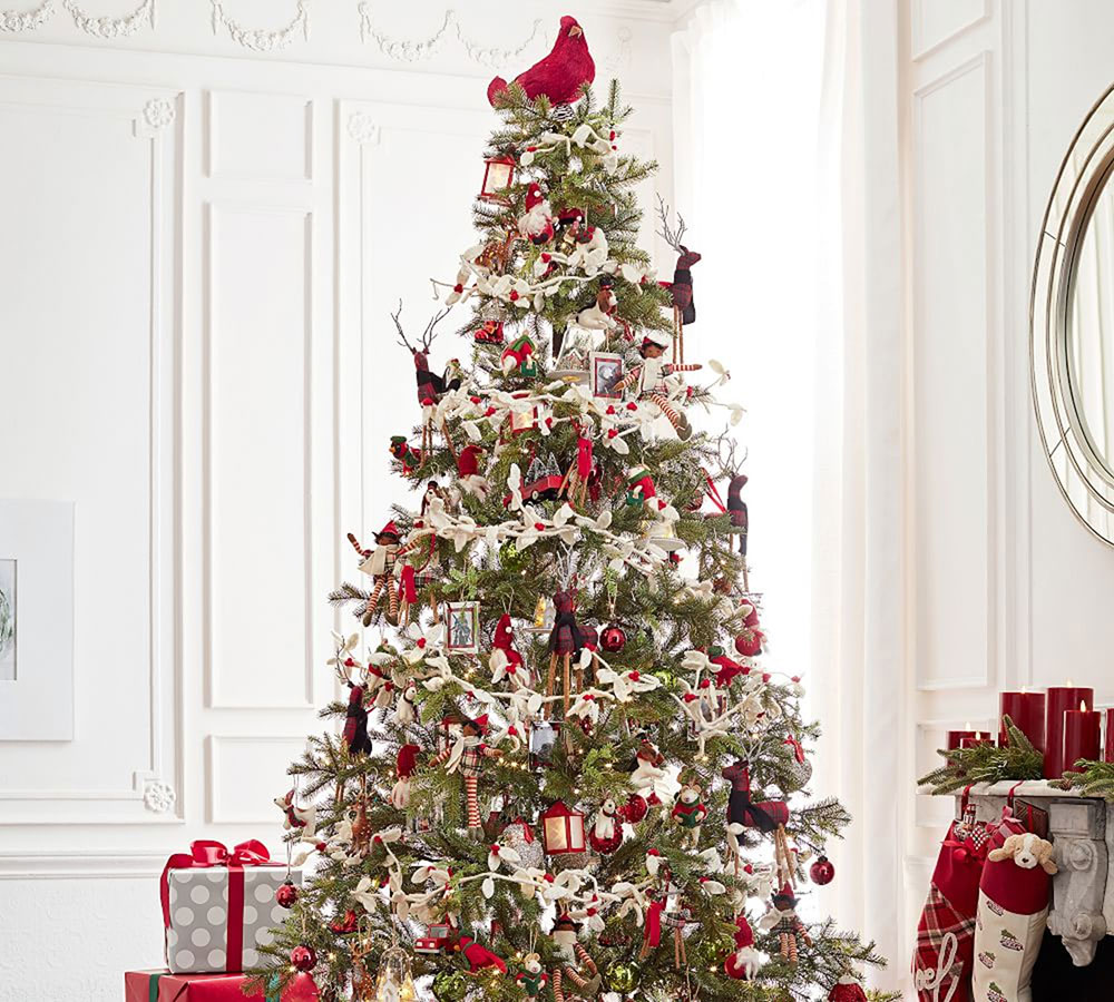 Pottery Barn Christmas Tree