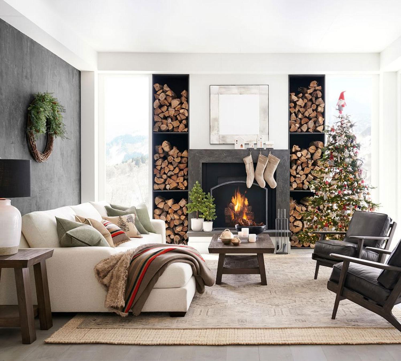 Rustic Lodge Christmas