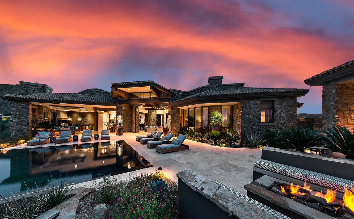 Southwestern Porches and Patios
