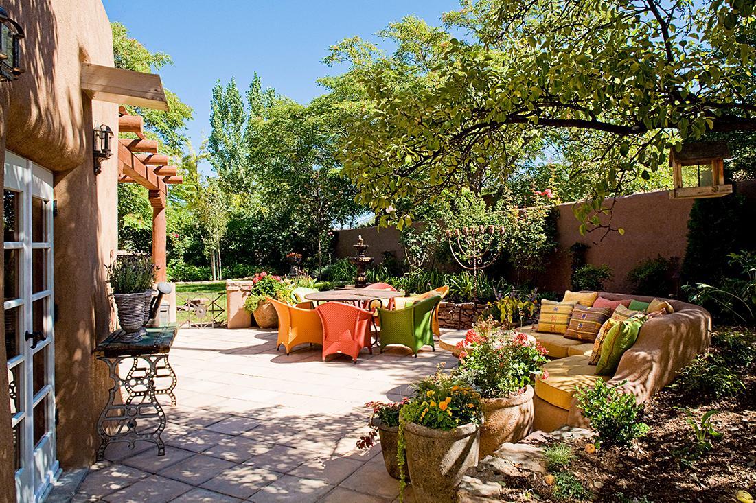Southwestern Backyard Ideas