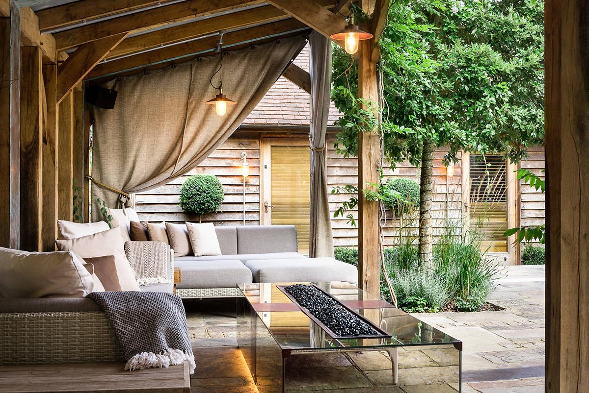 Rustic Backyard Ideas