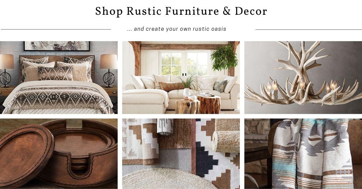 Shop Rustic Furniture & Home Decor