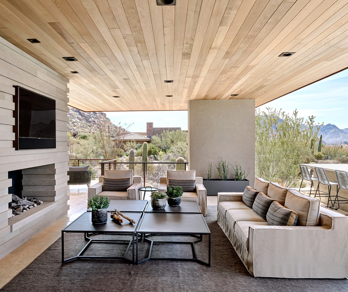 Southwestern Outdoor Ideas | Southwest Patios & Porches