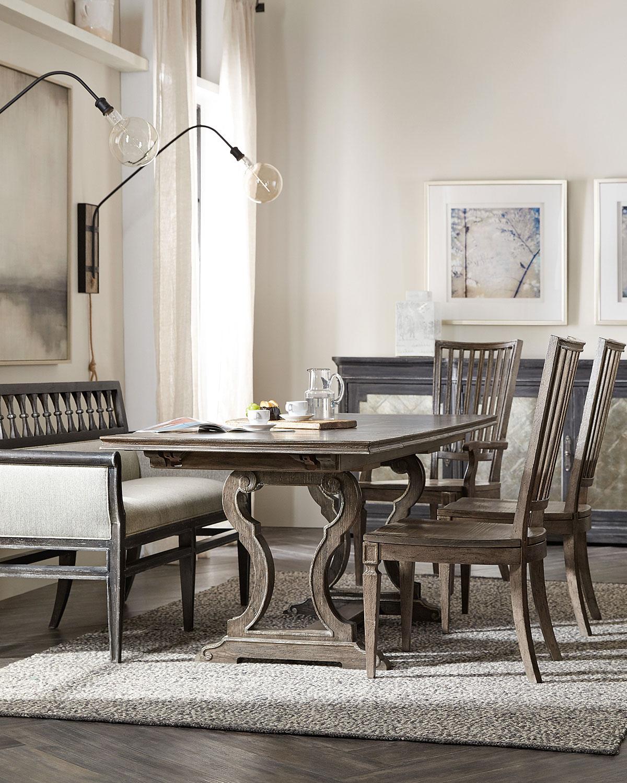 Hooker Furniture Woodlands Friendship Table
