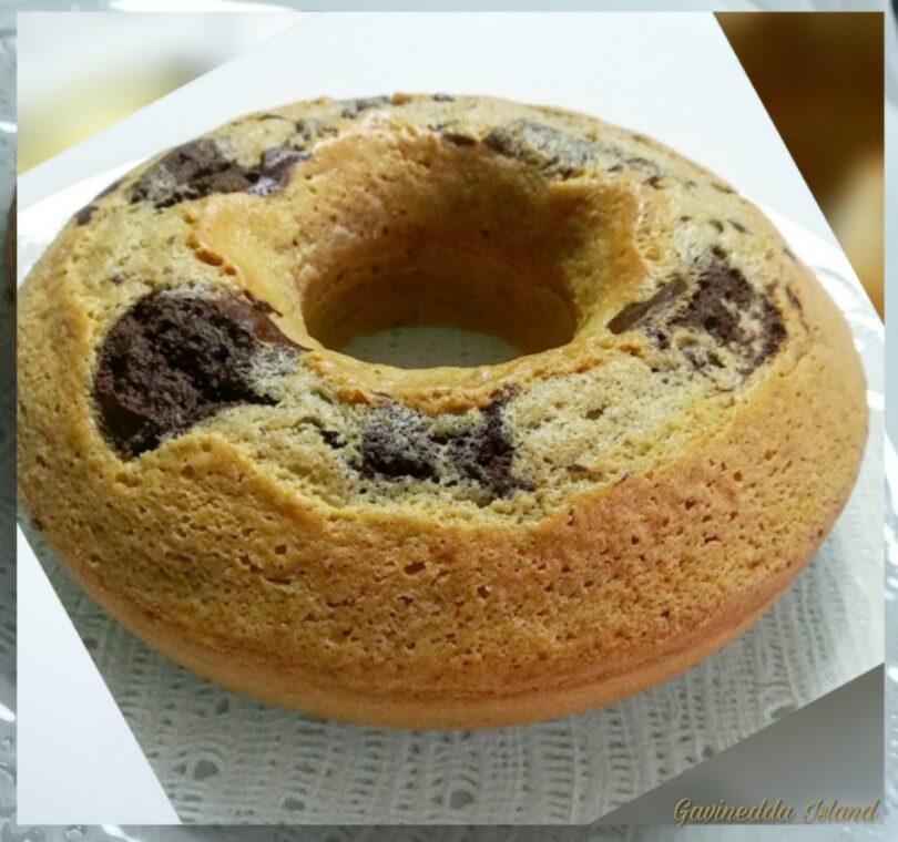 Torta bicolore di Nunzia