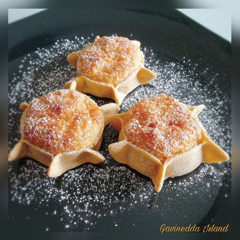 Angulas, pardulas, casadinas, formaggelle sarde
