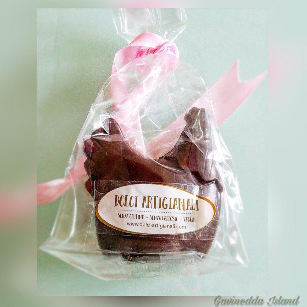 Gallina di cioccolato