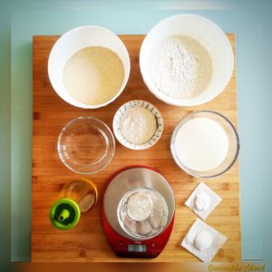 Pita greca ingredienti