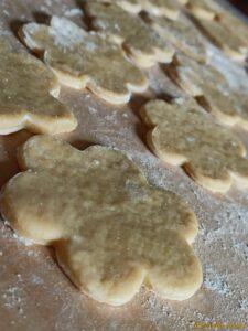 Sas gallettinas preparazione