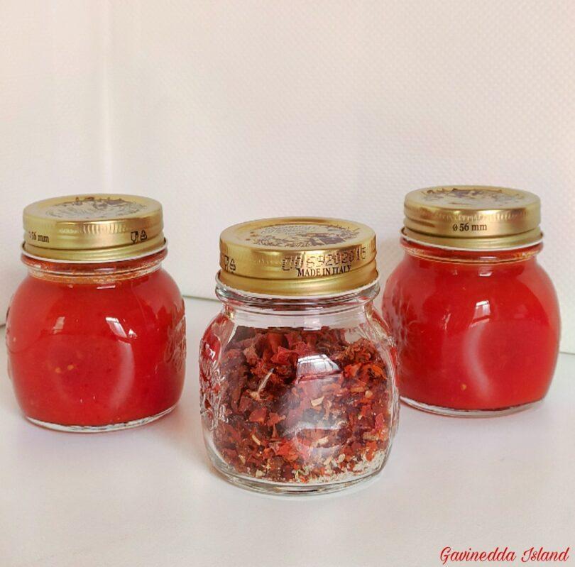 Polvere di pomodoro