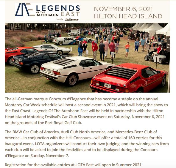 Legends of The Autobahn East, Port Royal Golf Course @ Port Royal Golf Course