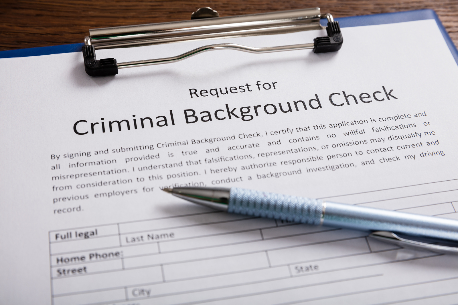 What Can an Advanced Background Check Uncover?