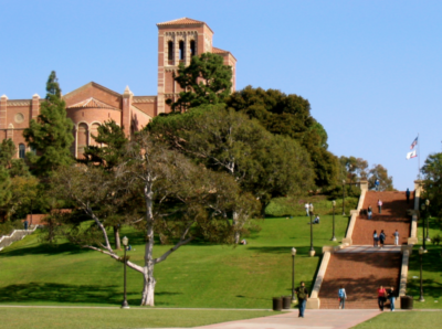 UCLA Bruin Walk