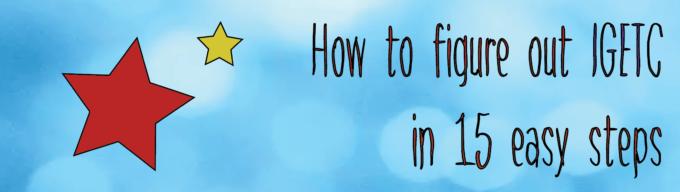 IGETC In 15 Steps