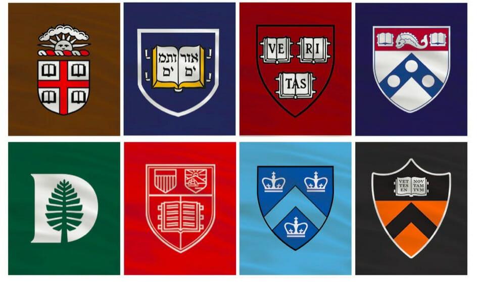 Ivy league colleges