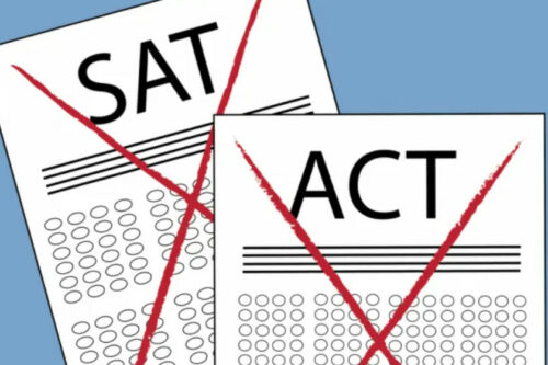 No More SAT And ACT