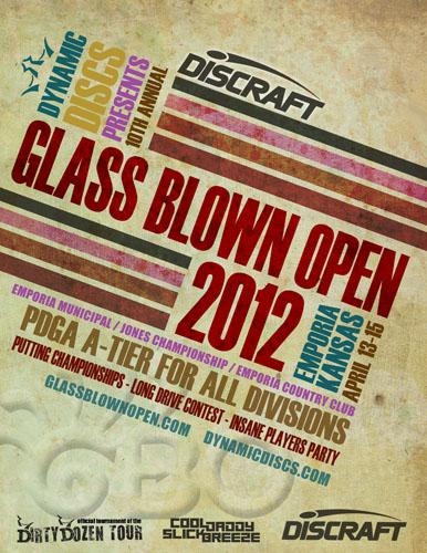 2012 Glass Blown Open