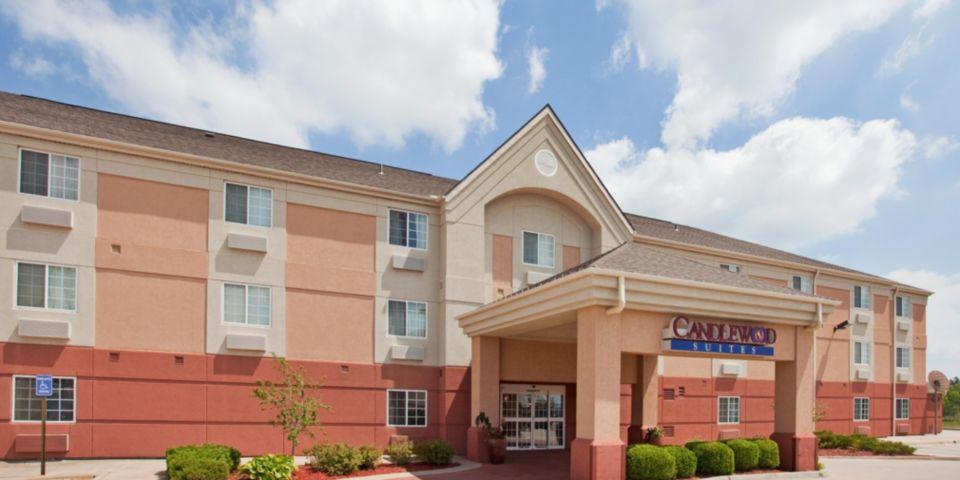 MainStay Suites Emporia Kansas