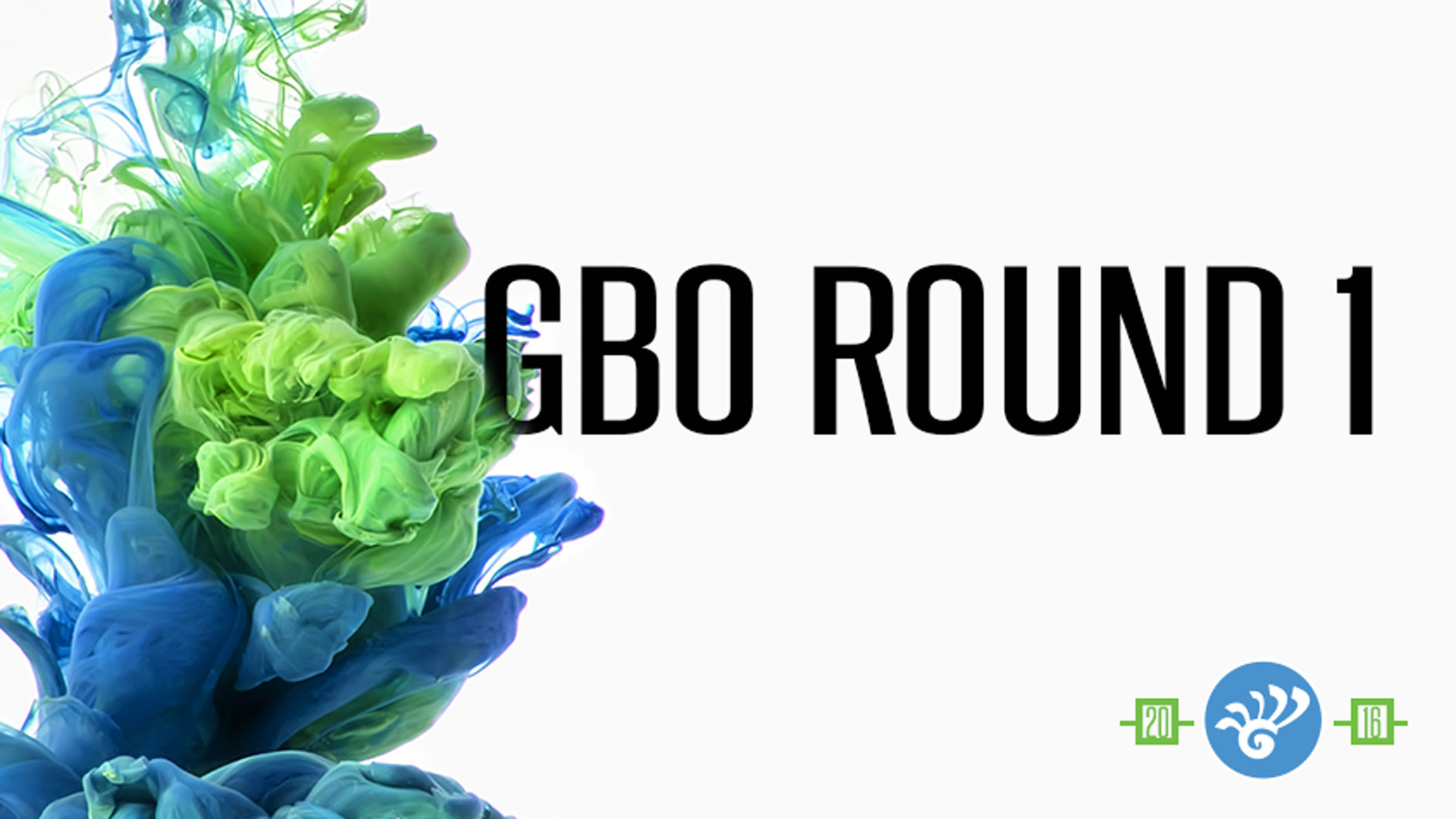 GBO Round 1 Live Coverage