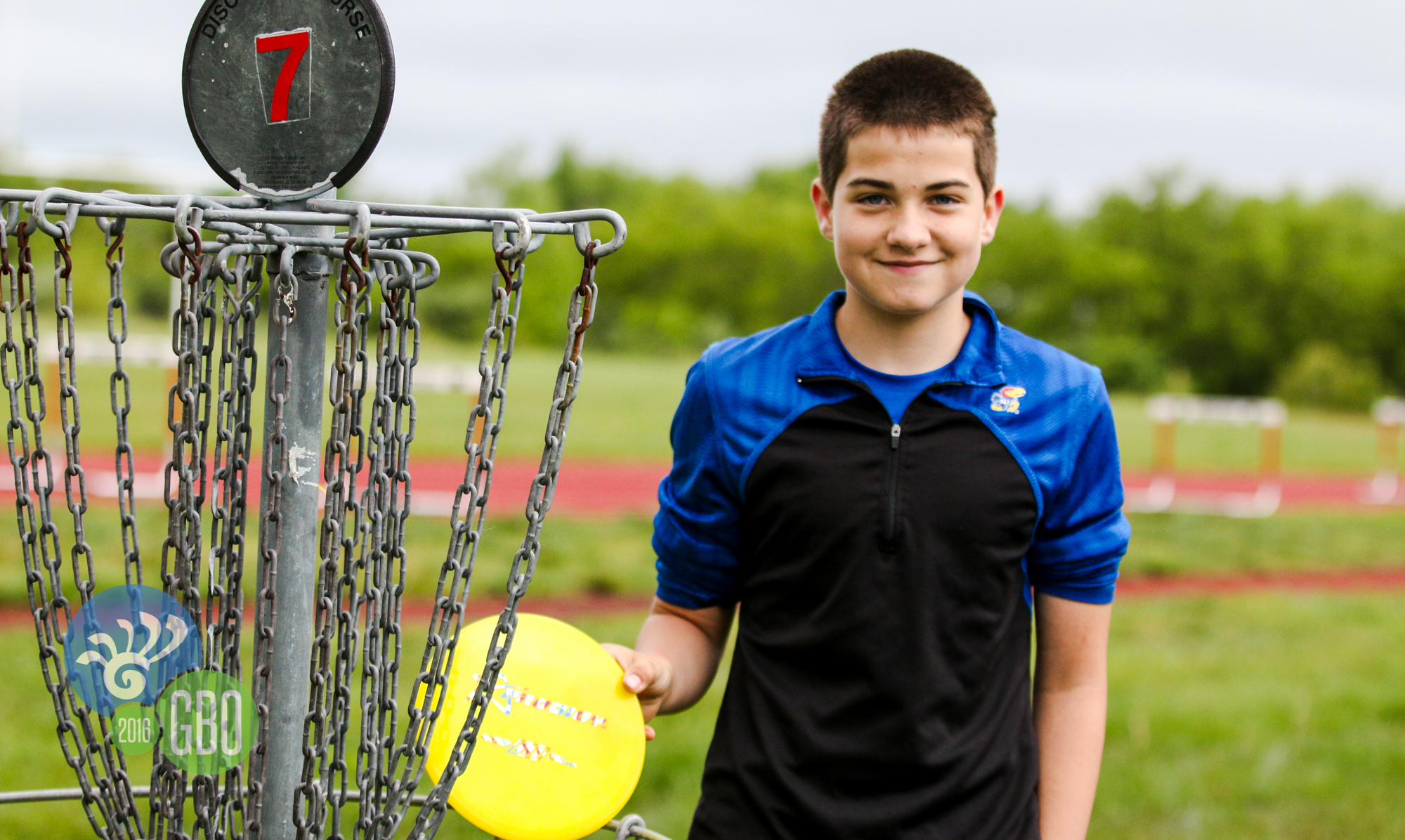 Ace at GBO Juniors Challenge