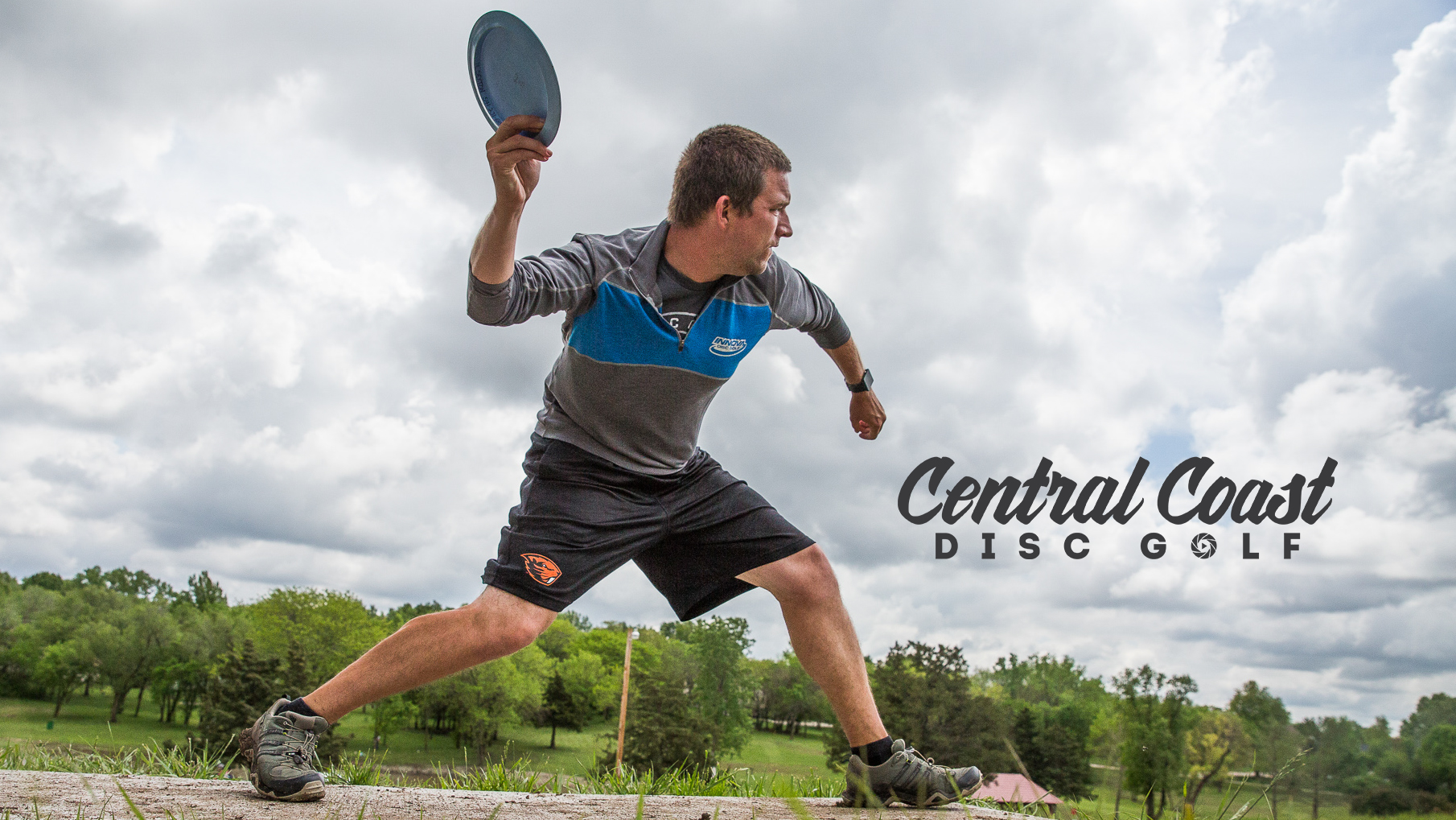 Central Coast Disc Golf at Glass Blown Open