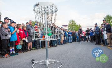 Putting Finals at Glass Blown Open