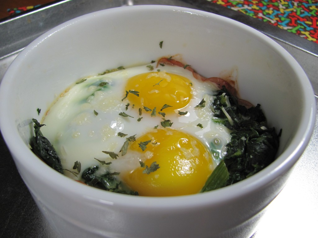 Land O' Lakes Baked Eggs Dog Treat/Biscuit Recipe