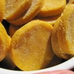 (Wheat-Free) Peanut Butter Pumpkin Dog Treat/Biscuit Recipe