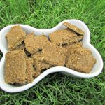 liver cantaloupe dog treat/biscuit recipe