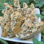 (wheat and gluten-free) kale beef liver biscotti dog treat recipe