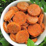 (wheat and gluten-free) turkey tomato basil dog treat/biscuit recipe