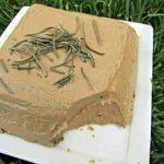 (wheat, gluten, grain, dairy-free) chicken liver sweet potato paté dog treat recipe