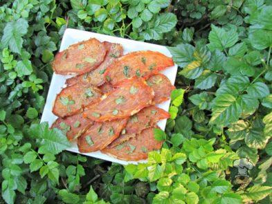 (wheat, gluten, grain and dairy-free) basil pear chicken jerky dog treat recipe