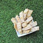 (wheat and gluten-free) banana biscotti dog treat recipe