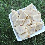 (wheat, gluten and dairy-free) pineapple bacon rosemary dog treat/biscuit recipe