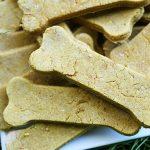 (gluten and wheat-free) pumpkin spice dog treat/biscuit recipe