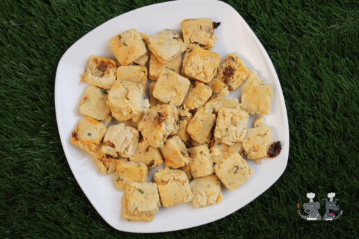 sundried tomato chicken parmesan dog treat recipe
