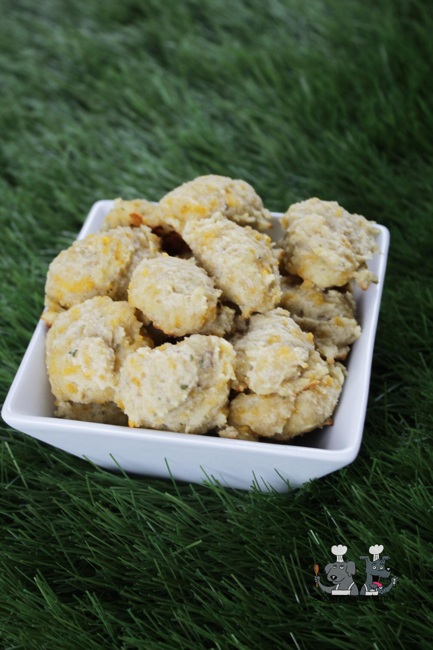 cheesy bananas dog treat recipe