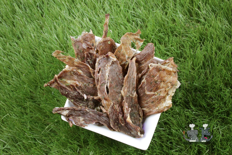 Coconut Beef Jerky Dog Treat Recipe