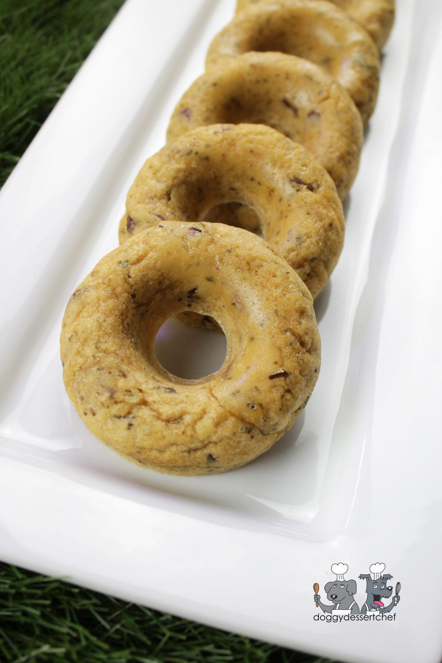 parmesan lamb doughnuts dog treat recipe