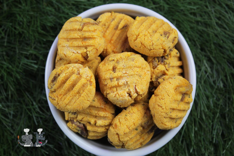 duck sweet potato dog treat recipe