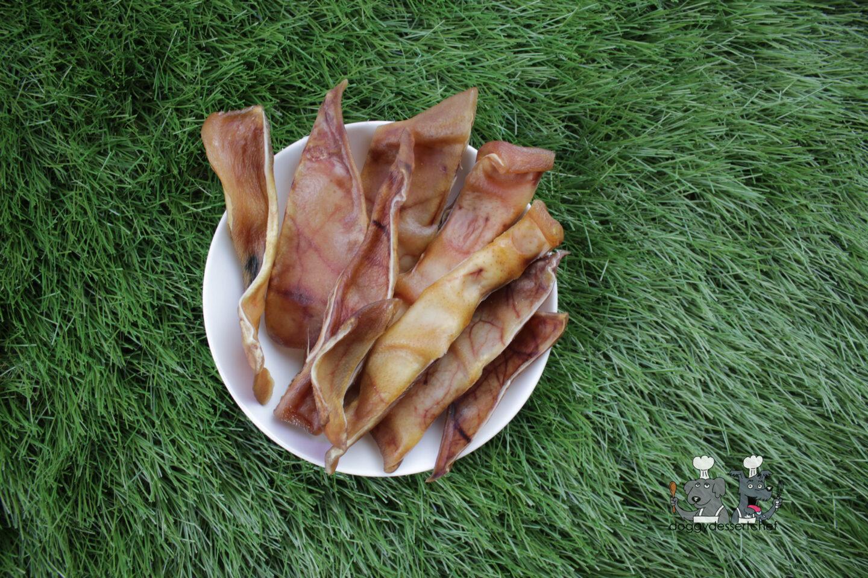 dehydrated pig ears dog treat recipe