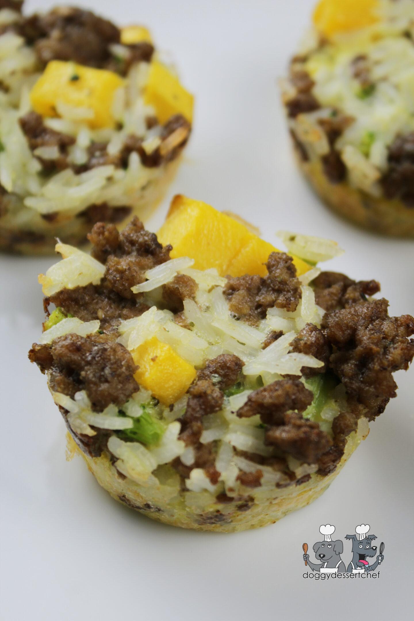 beef mango broccoli dog treat recipe