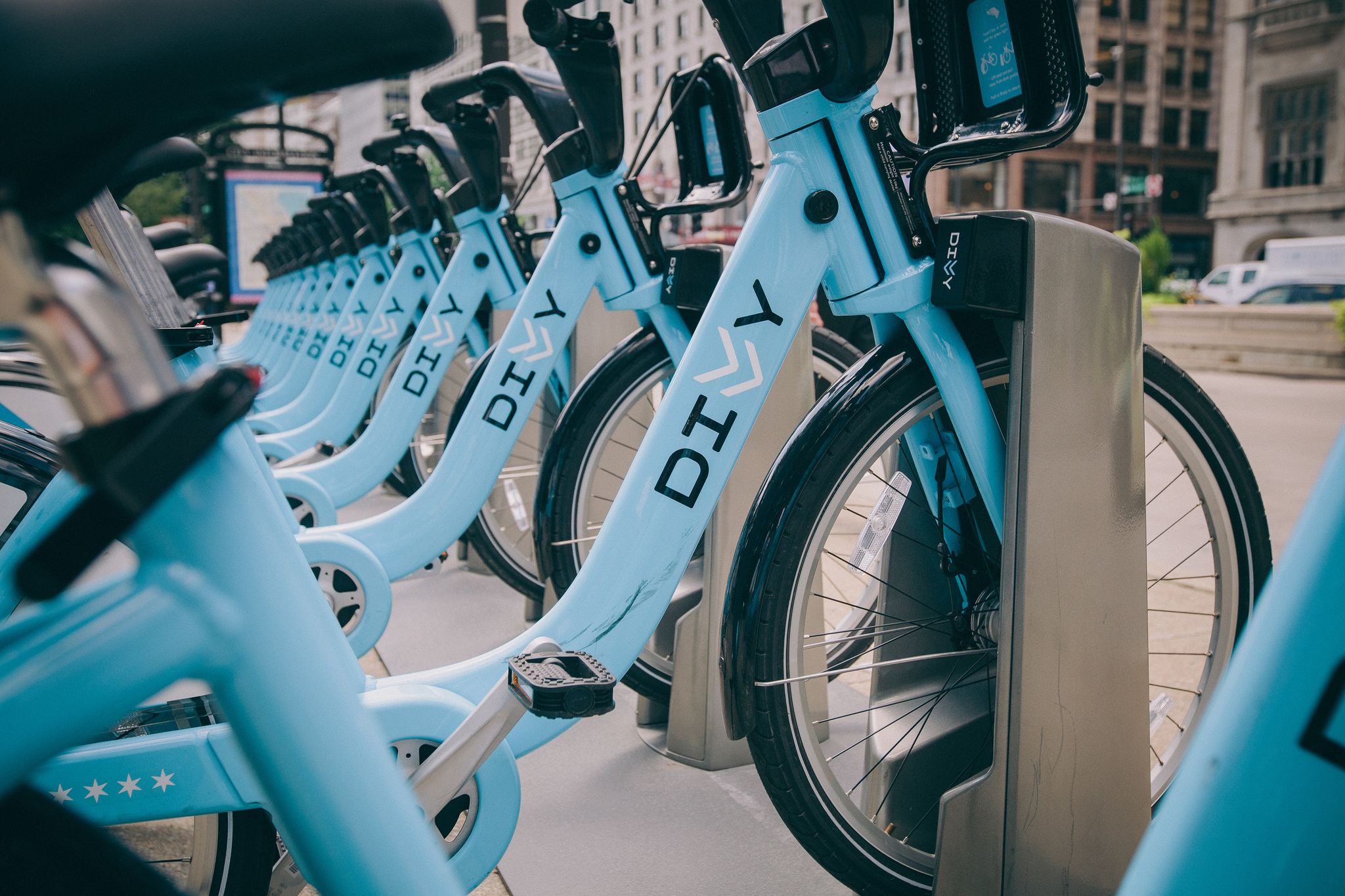Understanding the diffusion of public bikesharing systems: evidence from Europe and North America (TSRC)