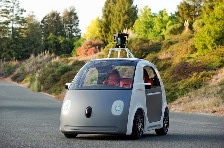 Even limited to 25 mph, Google's car will arrive faster than you think