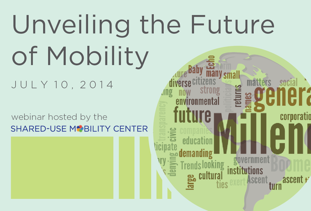 July Webinar: Unveiling the Future of Mobility