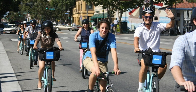 What Bikesharing's Growth Means for Shared Mobility